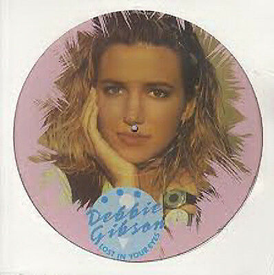 Debbie Gibson, Lost In Your Eyes, NEW/MINT PICTURE DISC 12 inch vinyl single