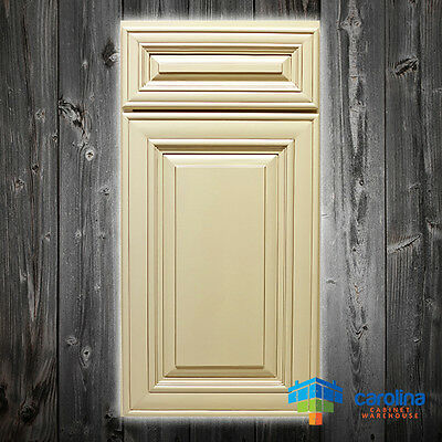 Antique White Kitchen Cabinet-SAMPLE DOOR -MAPLE-All wood IN STOCK ...