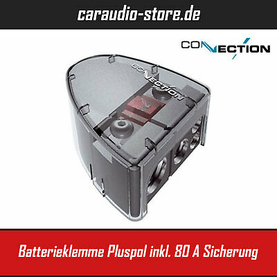 Audison Connection Best BBC 41PF - Batterieklemme Pluspol