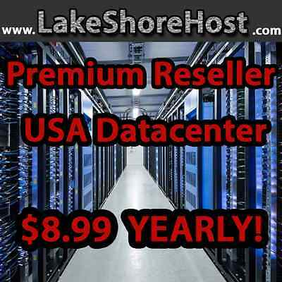SUPER ALPHA RESELLER WEB HOSTING for 1 YEAR @ BUY NOW $8.99 NO DOWNTIME!