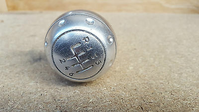 Audi Tt Mk1 Brushed Aluminum Facelift Gear Knob