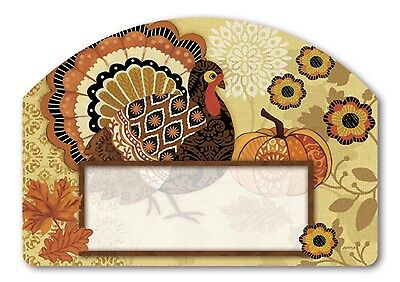 Turkey Time Primitive Thanksgiving Interchangeable Magnetic Yard DeSign