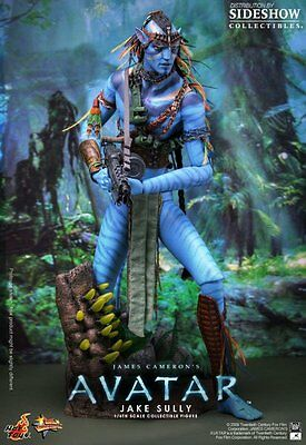 Sideshow Hot Toys Avatar Jack Sully 1:6 Sixth Scale Figur Statue