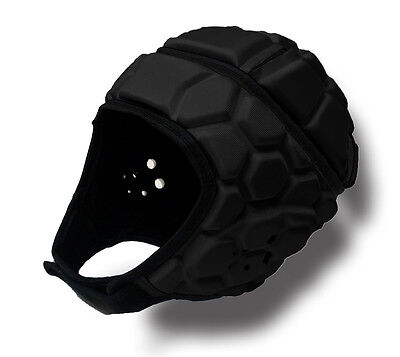 Soft Padded Headgear Helmet: 7on7 Tournaments Flag Football Rugby Lacrosse