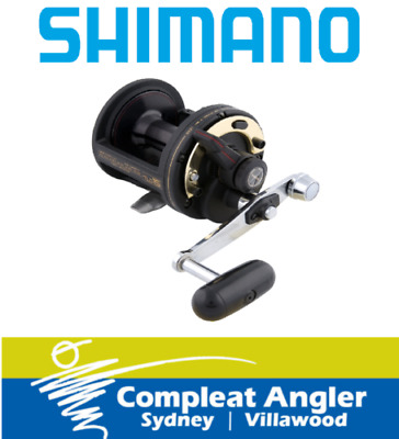 Shimano TLD Overhead Fishing Reels BRAND NEW At Compleat Angler