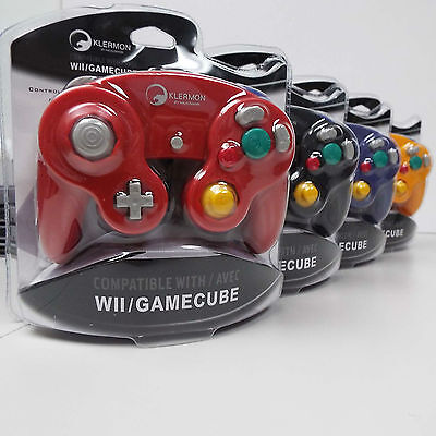 Lot Of 4  High Quality New Controllers For Nintendo Gamecube Or Wii From Canada