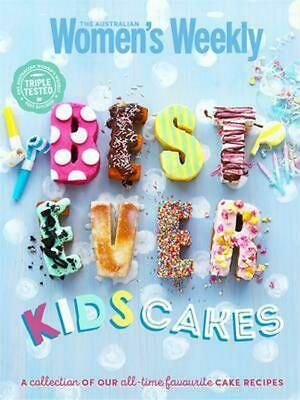 Best-Ever Kids' Cakes by Australian Women's Weekly Hardcover Book