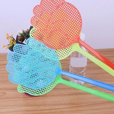 2PC Plastic Large Hand Insect Fly Wasp Bug Swatter Killer Swat Pest Control