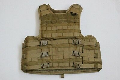 Blackhawk  Tactical vest KARKYBRAND NEW Bullet Proof Stab Proof (plates Not Inc)