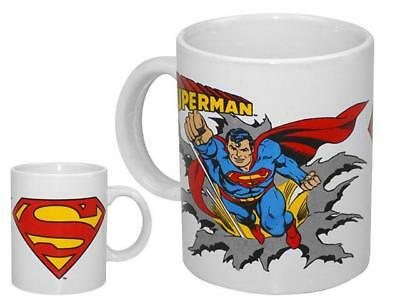 Taza Mug Porcelana Superman/snoopy