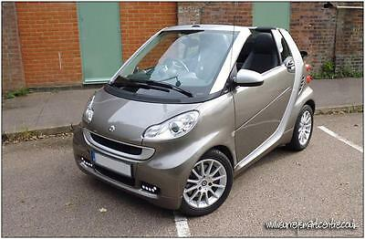 Smart Fortwo Passion Cabriolet cdi (2011/61)
