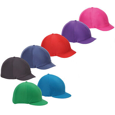 * Shires Riding Hat Covers - One Size Fits All!!  All different colours!  *
