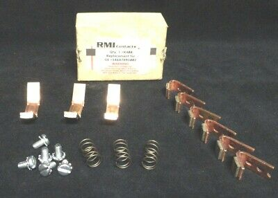 Rmi Contacts * Replacement #546A780G002 * Part # K400 * Contact Kit * New