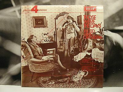 The Ted Heath Orchestra - Those Were The Days Lp Ex+/ex+ 1971 Decca Uk Phase 4