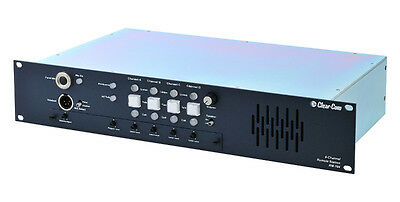 Clear-Com RM-704 Rack Mount 4-Channel Headset / Speaker Station