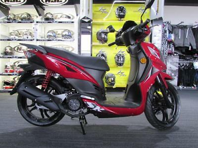 SYM SYMPHONY SR 125 LEARNER LEAGAL SCOOTER 125cc
