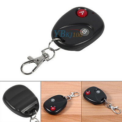 4 Style 433MHZ Wireless Opener Car Garage Gate Clone Remote Control Transmitter