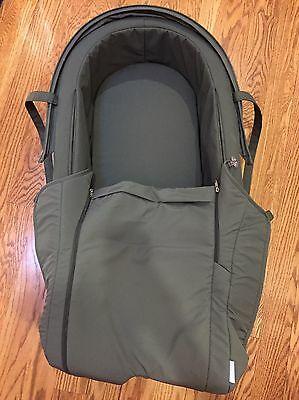 Stokke Xplory Green Carry Cot Carrycot Bassinet