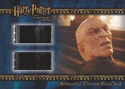Film Cell Voldemort #018/397 Olivander Harry Potter and the Sorcerers Stone SS