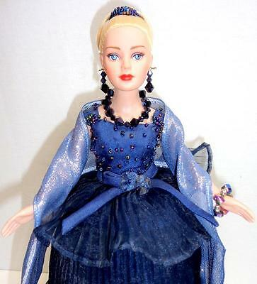 """My Heart's in San Francisco Tiny Kitty Collier Tonner 10"""" Fashion Doll w/Stand"""
