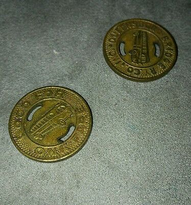 1930's Queenboro Bridge token