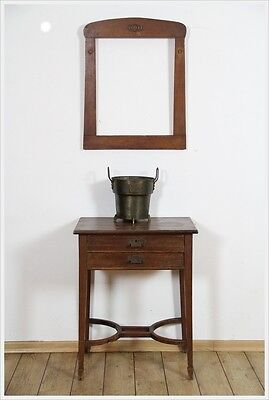 Conical Frame for Graphic Oil painting or Mirror Gammel look Vintage 1910