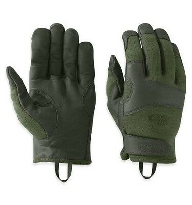 Outdoor Research Suppressor Gloves, Sage Green, Large