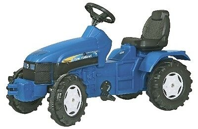 Rolly Toys 36219 trattore a Pedali New Holland TD