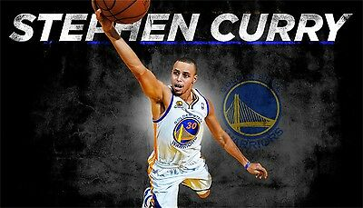 ee80ea3cefe2 New 2016 Stephen Curry Basketball Star Wall Poster 42