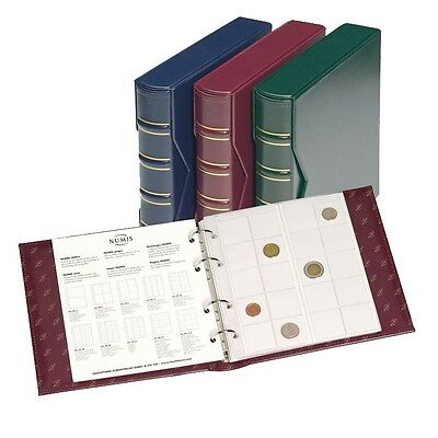 Lighthouse Numis coin pages - many sizes - Best UK price - Free delivery