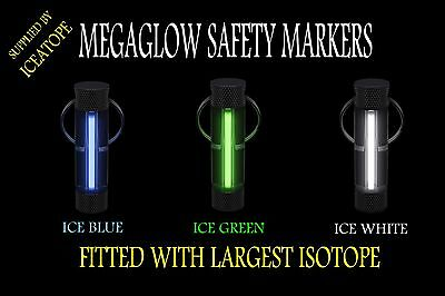 GENUINE FIREFLY MEGAGLOW SAFETY MARKER KEYRING ISOTOPE GTLS ICEATOPE Fishing