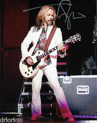 REPRINT - TOMMY SHAW STYX LEAD GUITARIST 1 autographed signed photo copy reprint