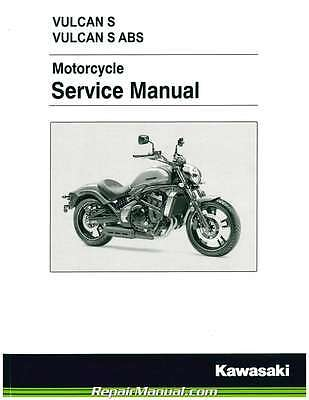 2015 Kawasaki EN650 Vulcan S / ABS Motorcycle Service Manual : 99924-1491-31