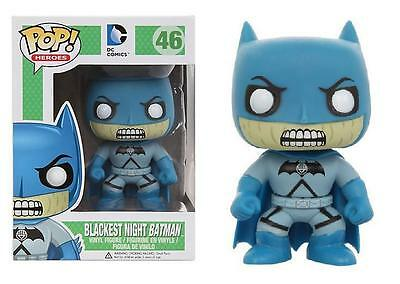 Funko POP! DC Comics BLACKEST NIGHT BATMAN Vinyl Figur 10cm OVP snowy