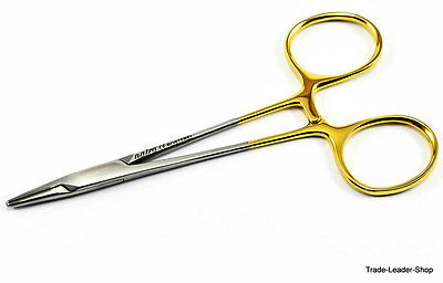 TC Webster Needle Holder 15 cm smooth gold surgical suture Dental surgery NATRA