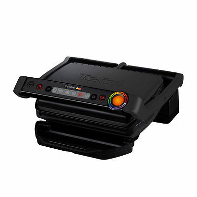Versatile Non Stick Stainless Steel w/ Automatic Sensor Cooking Electric Grill