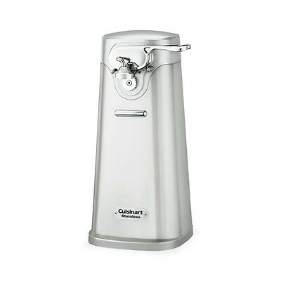 Large Touch Button w/ Magnetic Lid Stainless Steel All Sizes Electric Can Opener