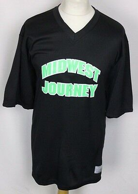 Zehner #32 Midwest Journey Baseball Shirt Jersey Mens Large
