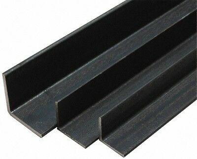 Mild Steel Angle Iron | 30mm, 40mm, 50mm and 60mm diameters
