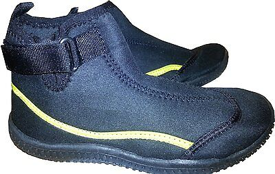 NEOPRENE Wetsuit Boots. Ideal As Beach Aqua Shoes Kayak Canoe Surf.Size UK 5