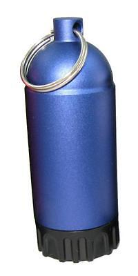 Storm Mini Tank with Pick and O-Rings - Blue for Scuba Tanks