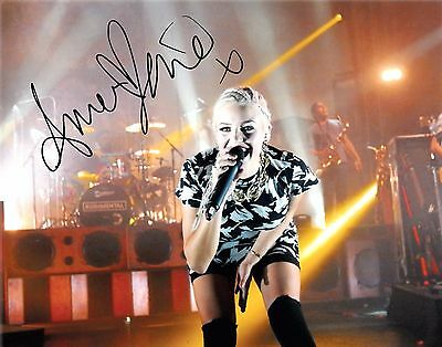 ANNE MARIE SIGNED 10x8 PHOTO - Do It Right