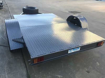 Brand new Flat Trailer 7x5 suit dirt bikes kx yz rm sx rmz quads AUSTRALIAN MADE