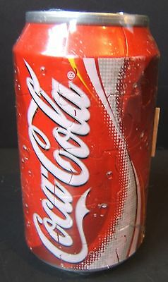 Coca Cola Can 40 Piece Jigsaw Puzzle in Box Complete Sealed