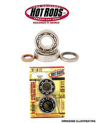 Kit Cuscinetti E Paraoli  Banco Hot Rods Honda Cr 125 R  1990 1991 1992