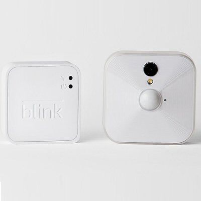 Blink Home Security Camera kit with  HD Video, Motion Detection, Cloud Storage a