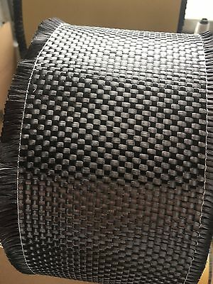 "High-Quality 12"" Tape 12K 480gsm plain Real Carbon Fiber Cloth Carbon Fabric"