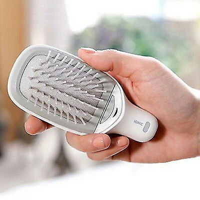 UNIX Takeout Electric Portable Ionic Mini Ion Hair Brush UB-A2601 Made in Korea