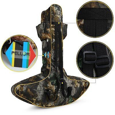 Pellor Outdoor Sports Lightweight Archery Hunting T shaped Crossbow Bag Bow Case