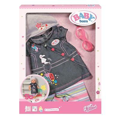 BABY born® Deluxe Jeans Kollektion | Baby born Puppenkleidung